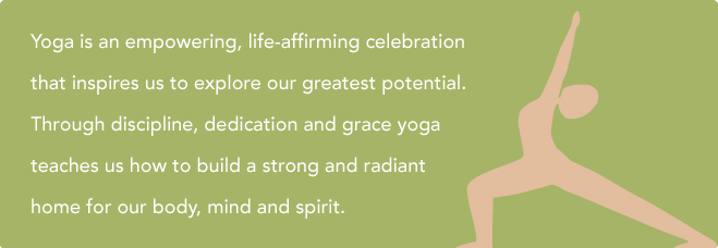 The Yoga Foundation Statement
